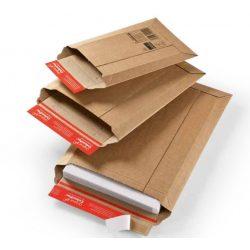 235x340x-35 - ColomPac CP 010.04 csomagküldő karton boríték - A4+
