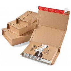 302x215x-80 - ColomPac CP 020.08 csomagküldő doboz - A4
