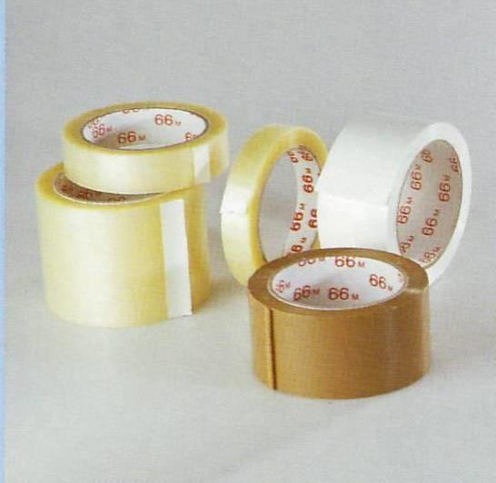 Öntapadó dobozzáró, csomagoló ragasztószalag
